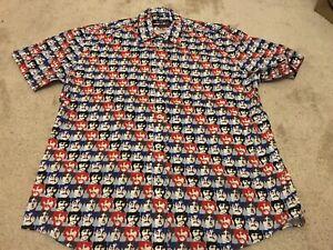Ben Sherman Beatles Shirt Size 3/L