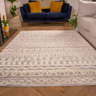 Grey Tribal Aztec Runner Rugs for Hallway Extra Long Hall Carpet Runners Cheap