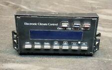 1985-1993 CADILLAC FLEETWOOD & DEVILLE HEATER A/C CLIMATE CONTROL 16139256