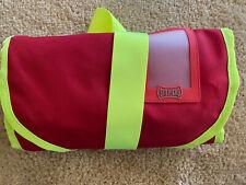 New StatPacks G3 Lightweight First Aid Quickroll Emt Intubation Red Kit