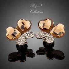 Butterfly Crystal Fashion Earrings