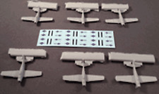 Starfighter Models 1/500 A-1 SKYRAIDER Planes for Revell Aircraft Carriers