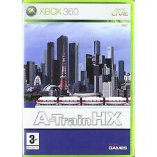 Pal version Microsoft Xbox 360 A-train HX