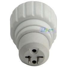1pc Mr16 Gu5.3 to Gu10 Base Socket Adaptor Converter for LED Light Bulb Lamp