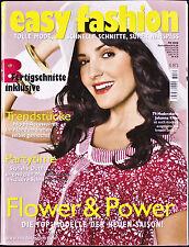 Burda Easy Fashion Flower & Power 2008 E971