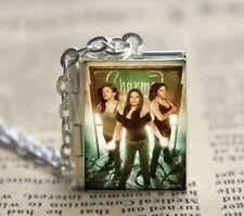 Collier Charmed pendentif  3 soeurs Halliwell pendentif Charmed locket pendant