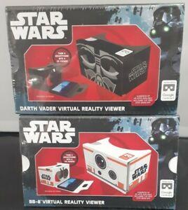 Star Wars Virtual Reality Viewer BB8 & Darth Vader