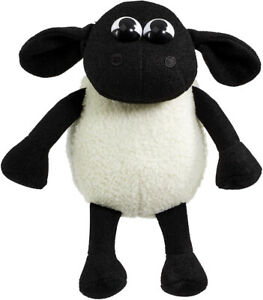 New Shaun The Sheep Timmy Time Lamb Timmy 20cm Soft Plush Toy 50534