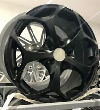 "17""st bk Alloy Wheels Ford Focus/Mondeo/Transit Connect/Jaguar/Volvo with tyres"