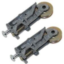 Pair of SRZ S Patio Door Steel Rollers 32mm Wheels Sliding Doors