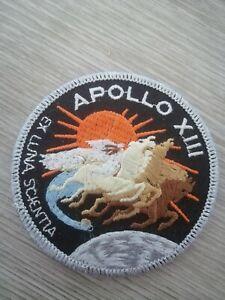 Aufnäher Patch NASA Raumfahrt Apollo Mondmission