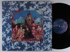 ROLLING STONES Their Satanic Majesties Request LONDON LP VG+ standard gatefold *