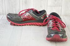 Brooks Glycerin 14 Running Shoes, Women's - Size 7 D, Charcoal/Berry (Damaged)