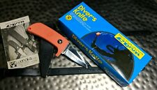Vintage WENOKA Pro Diver #8526 Knife & Sheath w/ Boxes 1970's