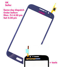 "Samsung Galaxy Mega GT- i9152 i9150 5.8"" Touch Screen Digitizer Glass Blue dous"