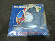 Rock and Roll box 120 songs 4 records bill hayley chuck Record Vinyl Vintage R8