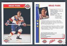 1993-94 Zellers Masters of Hockey Brad Park