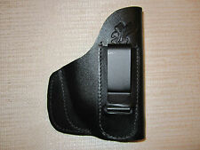 XDS 3.3 & S&W M&P SHIELD  with Lasermax laser or CT laser IWB & POCKET HOLSTER