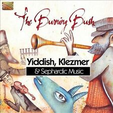 Yiddish Klezmer & Sephardic Music, New Music