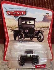 DISNEY'S CARS  LIZZIE  DESERT SERIES  (12C NO LOGO)  FORD LOGO ON BOTTOM  MOC