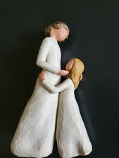 Willow Tree Mother And Daughter Figurine 2000 Susan Lordi Demdaco