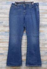 Hollister Jeans 10 x 33 Women's Jamil Flare 100% cotton  (J-68)