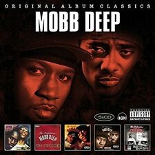 MOBB DEEP - ORIGINAL ALBUM CLASSICS  5 CD NEW+