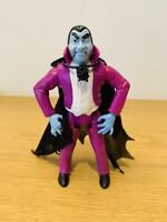 Real Ghostbusters Monsters Dracula Monster Vintage Action Figure 80s Kenner Toy