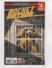 Rocket Raccoon (2017) #1 NM Marvel Comics Grounded, GOTG