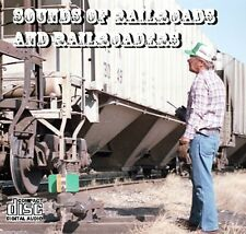 Train Sounds On CD - Sounds of Railroads And Railroaders