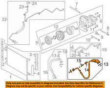 FORD OEM 11-14 Mustang-A/C AC Hose CR3Z19972C