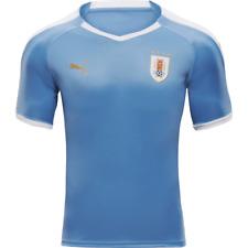 Puma Uruguay 2019-20 Home Jersey - Blue