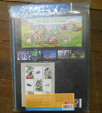 2005 Australia Post Deluxe STAMP YEAR Album Collection, With Stamps. MUH