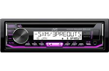 JVC Marine Motorsports IPod® & Android™ CD Receiver With Bluetooth® - KDR99MBS