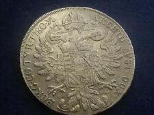 Taler 1780 (ohne SF ) IC-FA Wien  Maria Theresia AVST DUX Silber  W/21/742