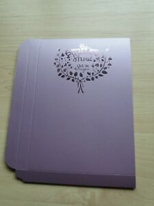 ERASURE DVD SLIP CASE