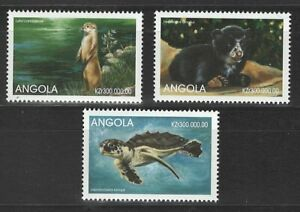 Angola, 1999, postfr., Tiere