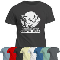 Star Wars I Had Friends On That Death Star T-Shirt | Gift Tee Top | Rogue One
