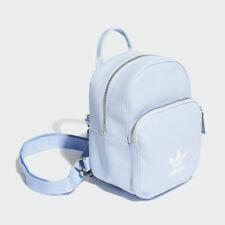 Adidas Classic Mini Backpack XS Periwinkle Light Blue Crossbody Hand Bag DU6810