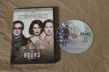 USED The Hours DVD Free Shipping!!