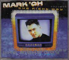 Mark Oh-The Right Way cd maxi single eurodance germany