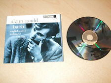 Glenn Gould - Bach - The English Suites Vol .2 (CD) Gatefold - Mint - Fast Post