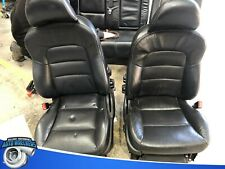 Ford SY Territory Turbo Leather Wagon seats set