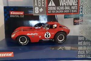 Carrera 30622 Digital 132 Bill Thomas Cheetah w/ red guide, 1/32 slot car