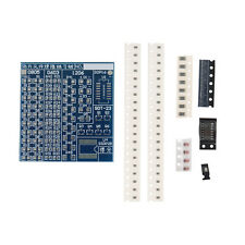 SMT SMD Component Welding Practice PCB Board Soldering DIY Kits WE