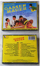 GASSENHAUER Nur Originale! Benny Quick (Motorbiene), Bibi Johns,... 2-CD-Box TOP