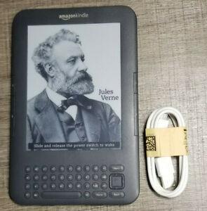 Amazon Kindle Keyboard (3rd Generation) D00901, WiFi, 6in, eReader