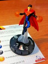 HeroClix Superman #033  ERADICATOR  DC RARE