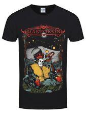 Mastodon Seated Soverign Men's Black T-shirt