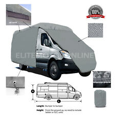 Chevrolet G10 / G20 / G30 Extended Bubble Top Van Weatherproof Premium Cover